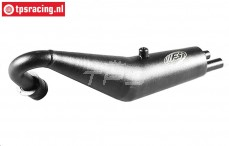 FG67298/01 FG Steel Power tuning pipe, 1 pc.