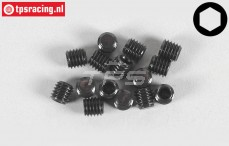 Headless Pin FG, (M5-L5), 15 pcs