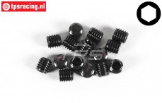 FG6730/05 Headless Pin M5-L5, 15 pcs