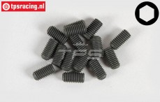 Headless Pin FG, (M5-L10 mm), 15 pcs