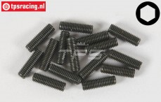 Headless Pin FG, (M5-L16 mm), 15 pcs