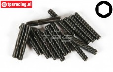 FG6730/25 Headless Pin FG, (M5-L25 mm), 15 pcs