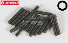 Headless Pin FG, (M5-L30 mm), 15 pcs