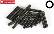 FG6730/30 Grub Screw M5-L30 mm, 15 pcs