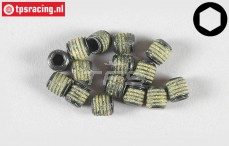 Headless Pin FG, (M5-L6 mm Loctite), 10 pcs