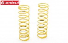 FG67301 Shock spring yellow Ø2,3-L105 mm, 2 pcs.