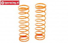 FG67302 Shock spring orange Ø2,4-L105 mm, 2 pcs.