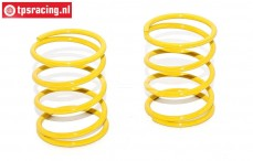 FG67311 Shock spring yellow Ø2,6-L40 mm, 2 pcs.