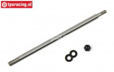 FG67320/02 Threaded Shock piston rod long, 1 pc.
