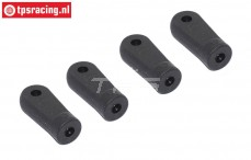 FG67320/14 Lower shock retaining M4-L22 mm, 2 pcs.