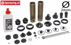 FG67320 Alloy shock Ø24-L210 mm, set