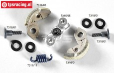 FG67350 FG Tuning clutch, (Ø53 mm), Set