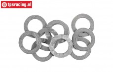FG6745 Steel Shim Ring, 10 pcs.