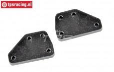 FG67525/01 Rear lower Shock mount, 2 pcs.