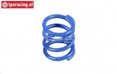 FG68325/01 Servo-saver spring Bleu, 1 pc.