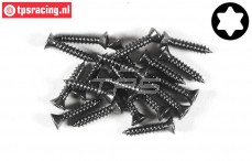 FG6910/16 Torx Countersunk tapping screw Ø2,9-L16 mm, 20 pcs.