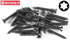 FG6912/32 Torx Countersunk sheet screw Ø4,2-L32 mm, 20 pcs.