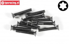FG6918/20 Torx Countersunk screw M3-L20 mm, 10 pcs.
