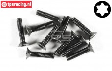 FG6920/18 Torx Countersunk screw M4-L18 mm, 10 pcs.