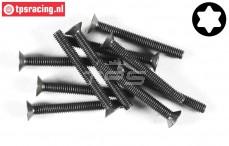 FG6920/35 Torx Countersunk screw M4-L35 mm, 10 pcs.