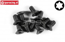 FG6922/10 Torx Countersunk screw M5-L10 mm, 10 pcs.