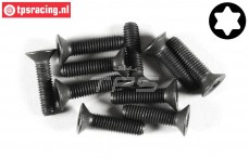 FG6922/20 Torx Countersunk screw M5-L20 mm, 10 pcs.