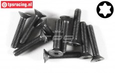 FG6922/25 Torx Countersunk screw M5-L25 mm, 10 pcs.