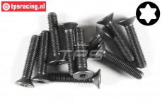 FG6922/30 Torx Countersunk screw M5-L30 mm, 10 pcs.