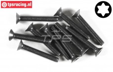 FG6922/35 Torx Countersunk screw M5-L35 mm, 10 pcs.