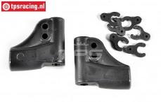FG69225 Rear upper Wishbone 4WD-530 mm, set