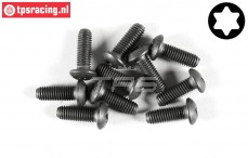 FG6926/10 Torx Button Head screw M5-L10 mm, 10 pcs.