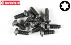 FG6926/14 Torx Button Head screw M5-L14 mm, 10 pcs.