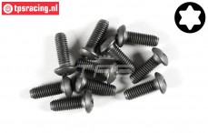 FG6926/16 Torx Button Head screw M5-L16 mm, 10 pcs.
