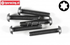 FG6927/35 Torx Button Head scre M6-L35 mm, 5 pcs.