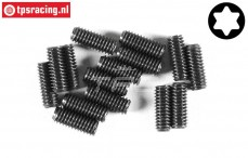 FG6929/14 Torx Grub screw M4-L14 mm, 15 pcs.