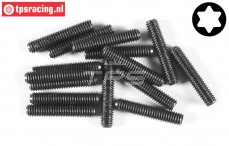 FG6929/20 Torx Grub screw M4-L20 mm, 15 pcs.