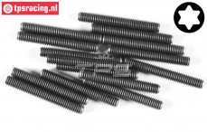 FG6929/30 Torx Grub screw M4-L30 mm, 15 pcs.