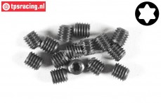 FG6930/05 Torx Grub screw M5-L5 mm, 15 pcs.