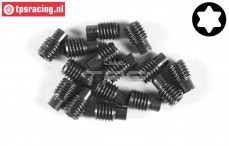 FG6930/08 Torx Grub screw M5-L8 mm, 15 pcs.