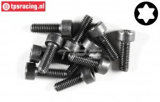 FG6932/14 Torx Socket head screw M4-L14 mm, 10 pcs.