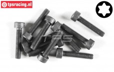 FG6932/16 Torx Socket head screw M4-L16 mm, 10 pcs.