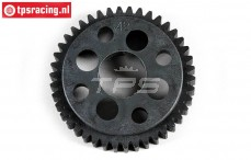 FG7052/01 Plastic gear 40T wide, (Ø52-B12 mm), 1 St.