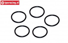 FG7084/01 Shock O-ring Ø13-H1,0 mm, 5 pcs.
