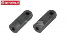 FG7087/02 Lower shock retaining M4-L26 mm, 2 pcs.