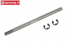 FG7091 Shock piston shaft long, 1 pc.