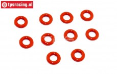 228/5000 TPS6093 Shock absorber Silicone O-ring, Set