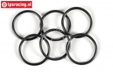 FG7095/01 O-ring for adjustable ring, Ø20 mm, 6 pcs.