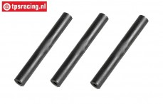FG7153 Roll cage Distance piece Ø9,5-L75 mm, 3 pcs.