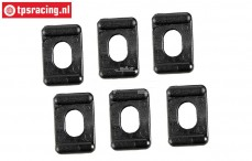 FG7155/01 Support body mounts, 6 pcs.