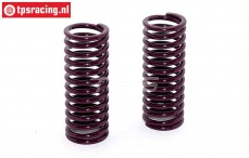 FG7185 Shock spring Voilet Ø2,6-L58 mm, 2 pcs.